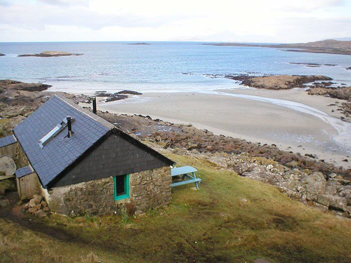 West Coast Scotland Cottages - Rudh Dubh