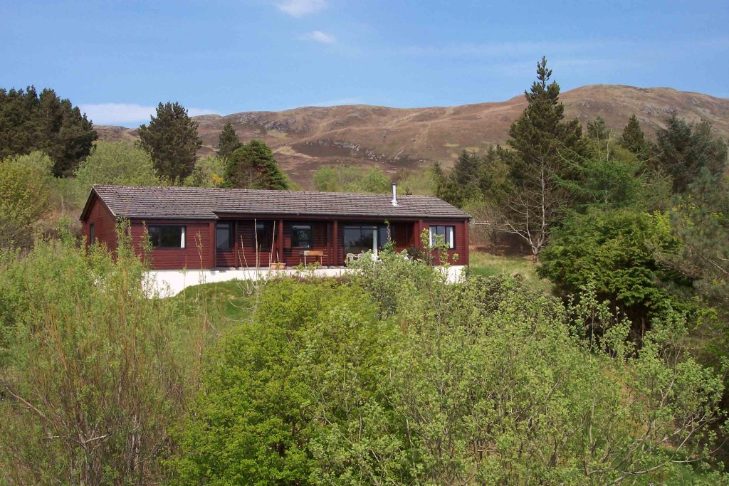 Dog Friendly Cottages Scotland - Bluebell Lodge