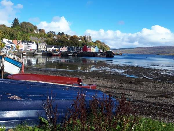 My day out over in Tobermory