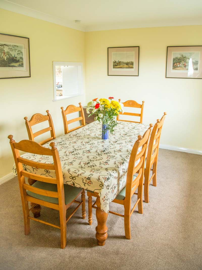 Ardvaig Dining room