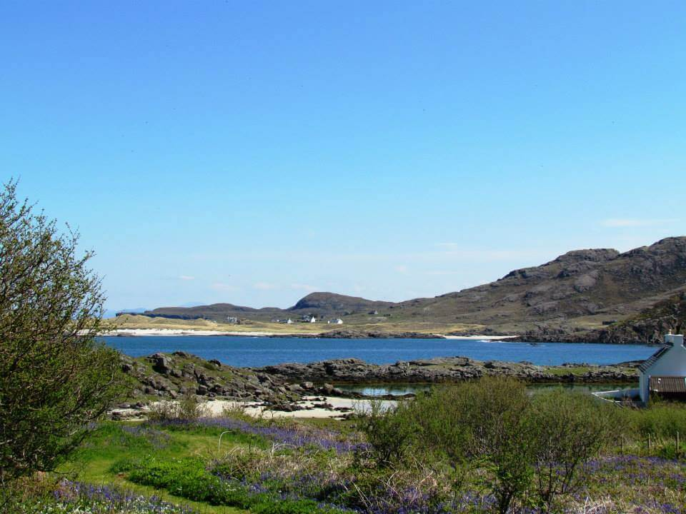 Croft Caravan - Dog Friendly Cottages West Coast of Scotland