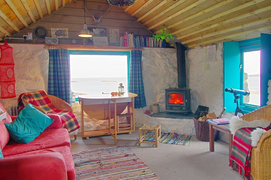 Rudh Dubh - Romantic Getaways West Coast of Scotland
