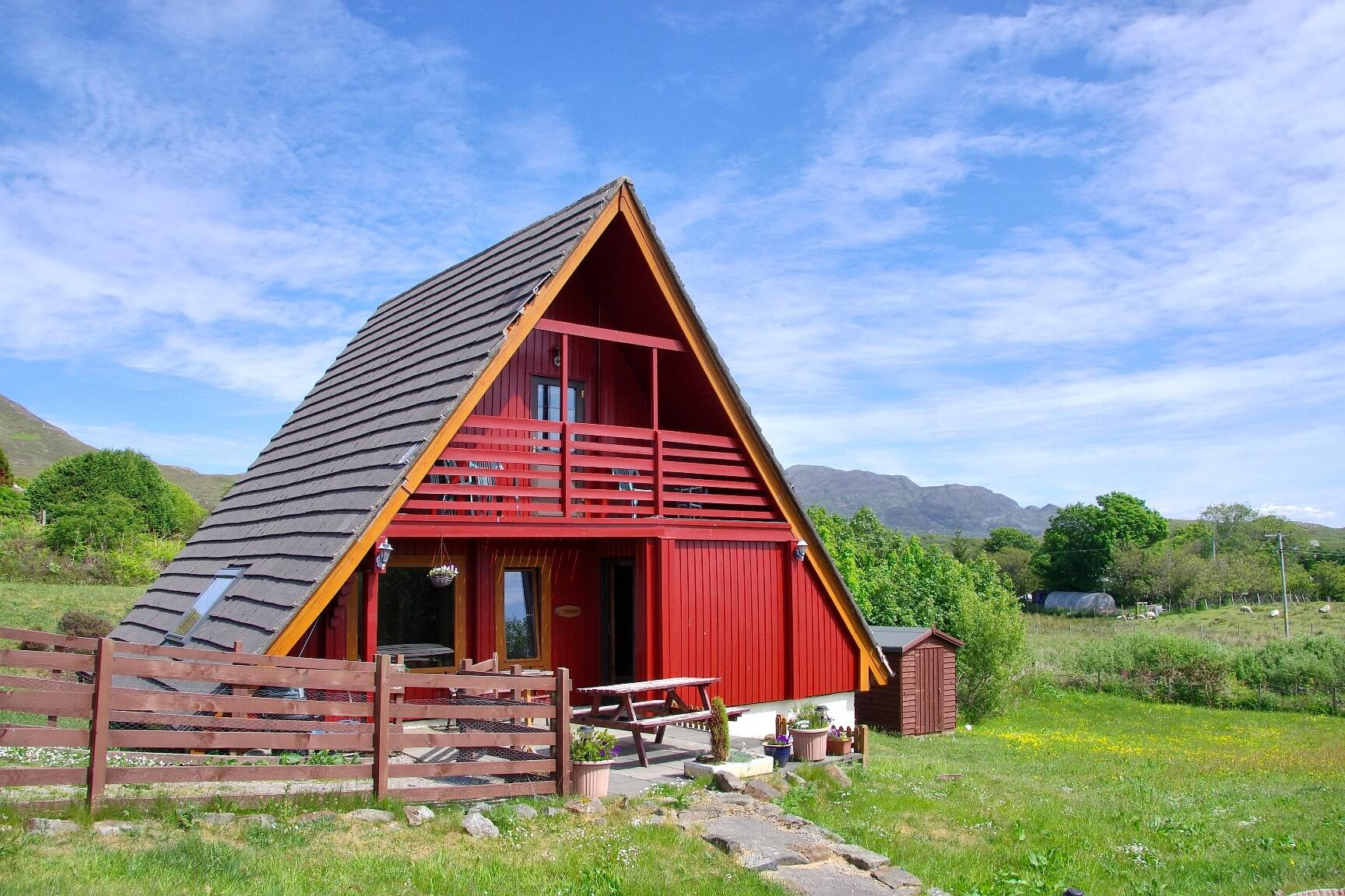 Comraich - Self Catering Accommodatio West Coast of Scotland