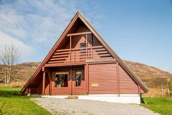 Ian's Lodge - Dog Friendly Cottages West Coast of Scotland